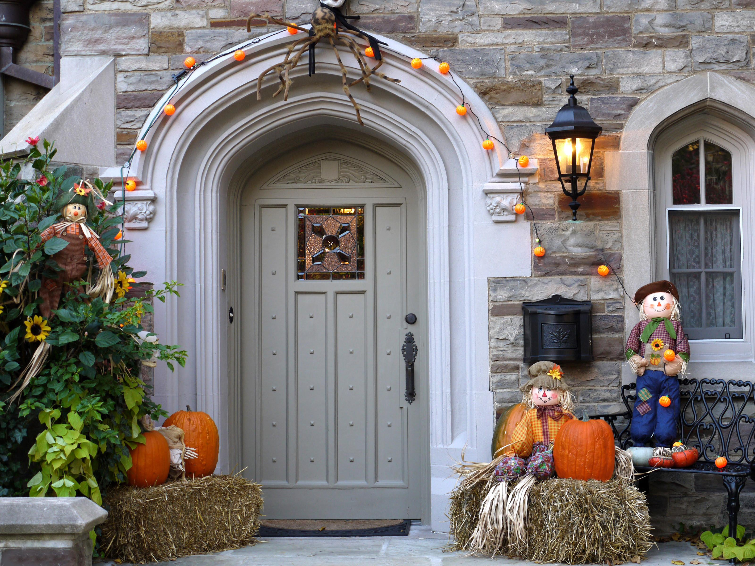 Happy Halloween Tips Home Decoration Decorative