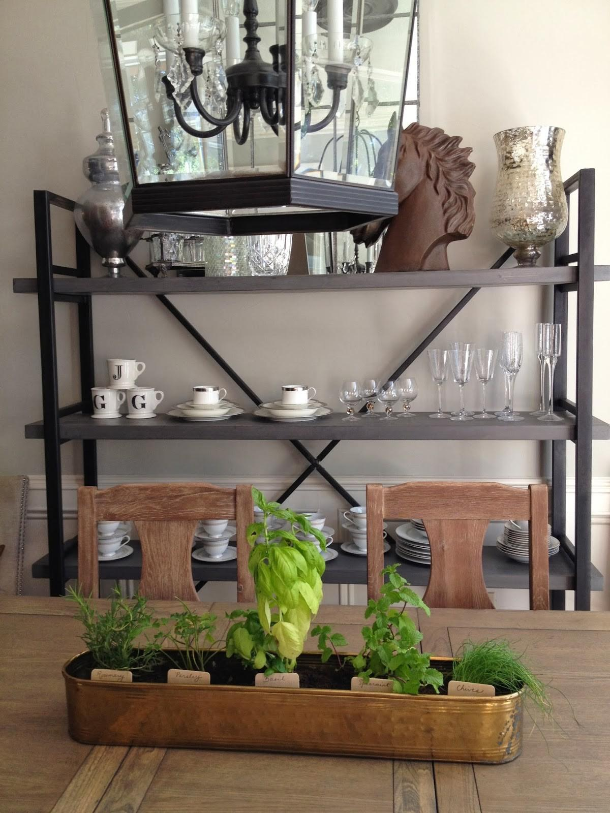 Happy Homebodies Diy Indoor Herb Garden