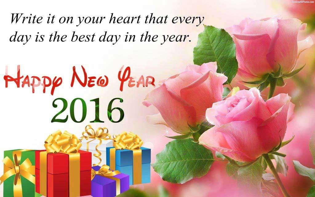Happy New Year 2016 Wishes Friends Freshmorningquotes