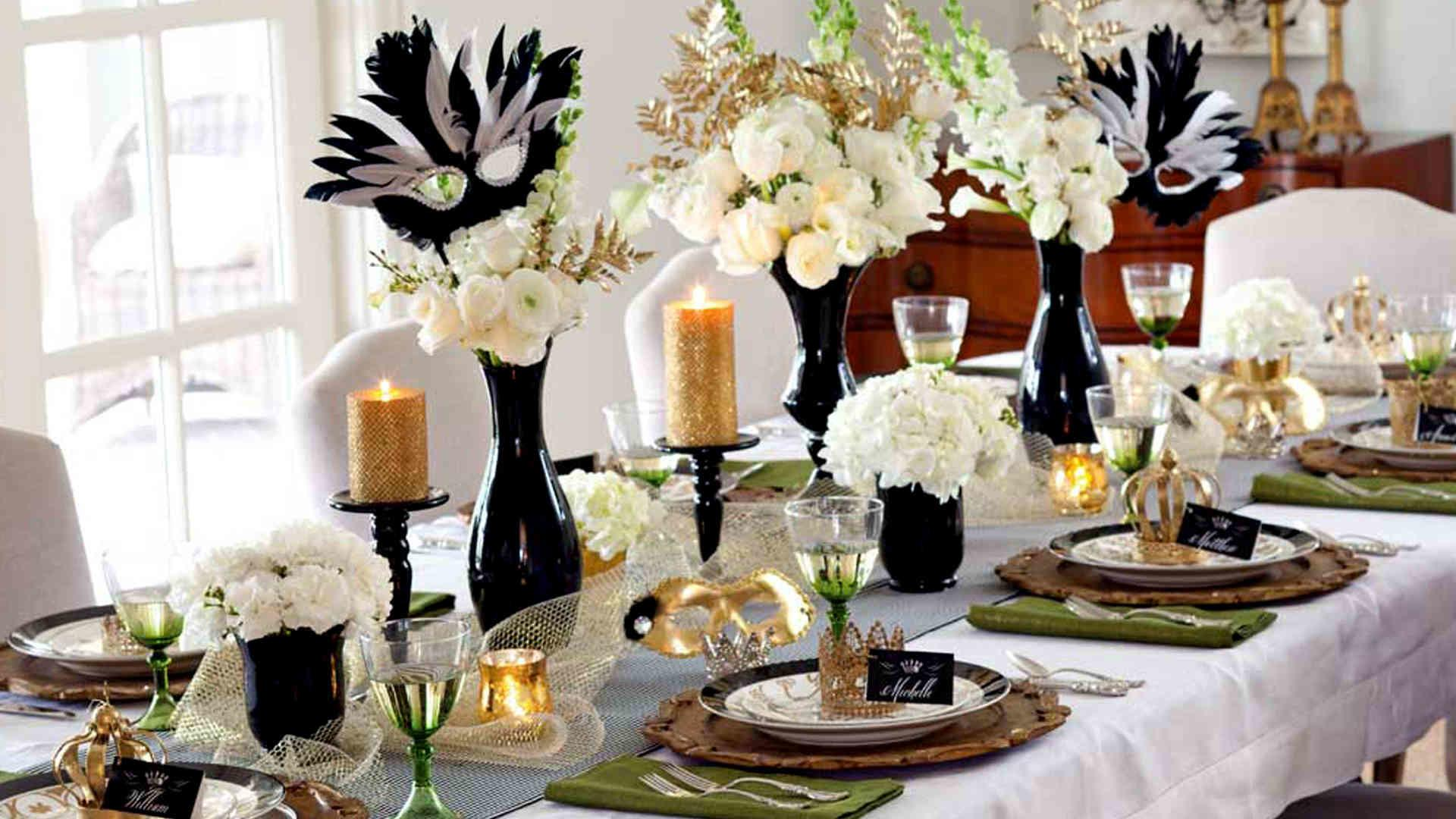 Happy New Year 2018 Decorations Ideas Years