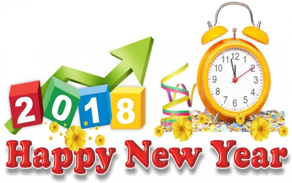 Happy New Year 2018 Greetings Wishes Messages Sms