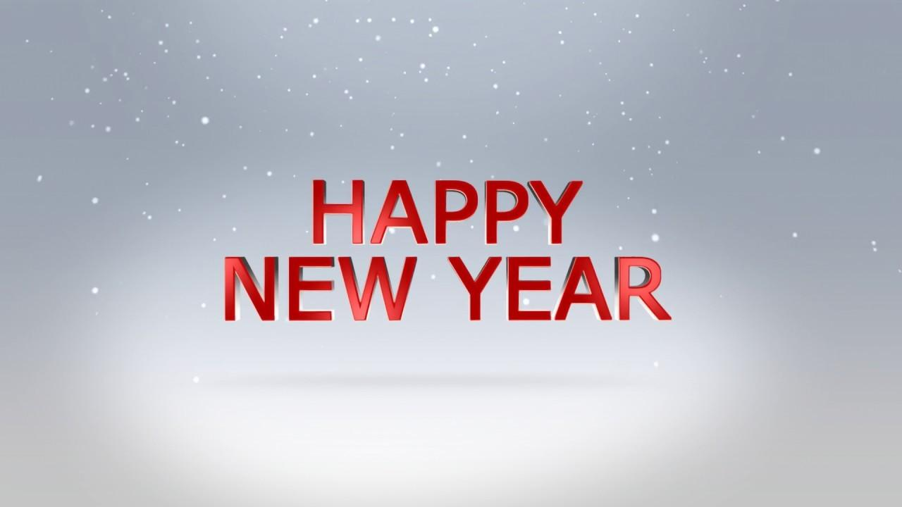 Happy New Year All Friends Partners Internet