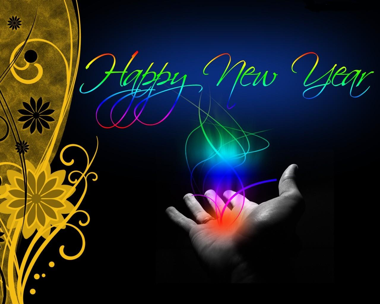 Happy New Year Friends 2013 Love