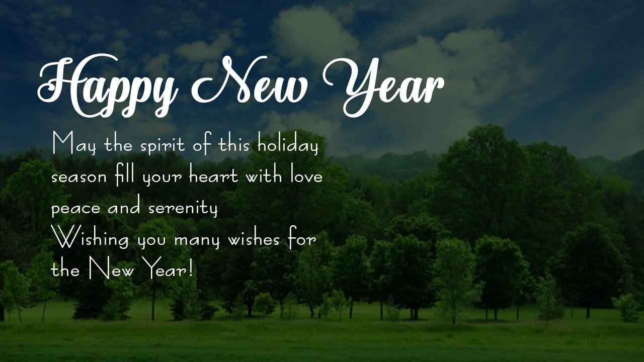 Happy New Year Wishes 2018 Messages Quotes Status