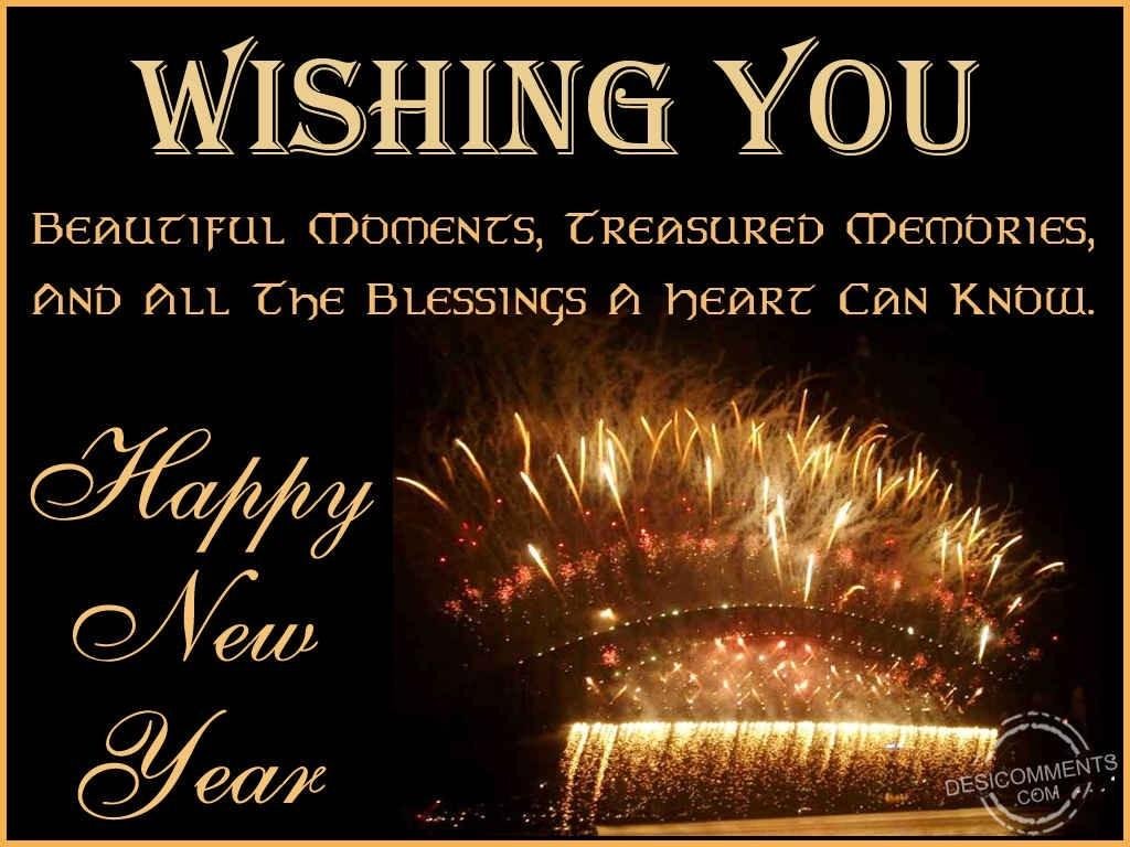 Happy New Year Wishes Quotes Sayings Messages Sms