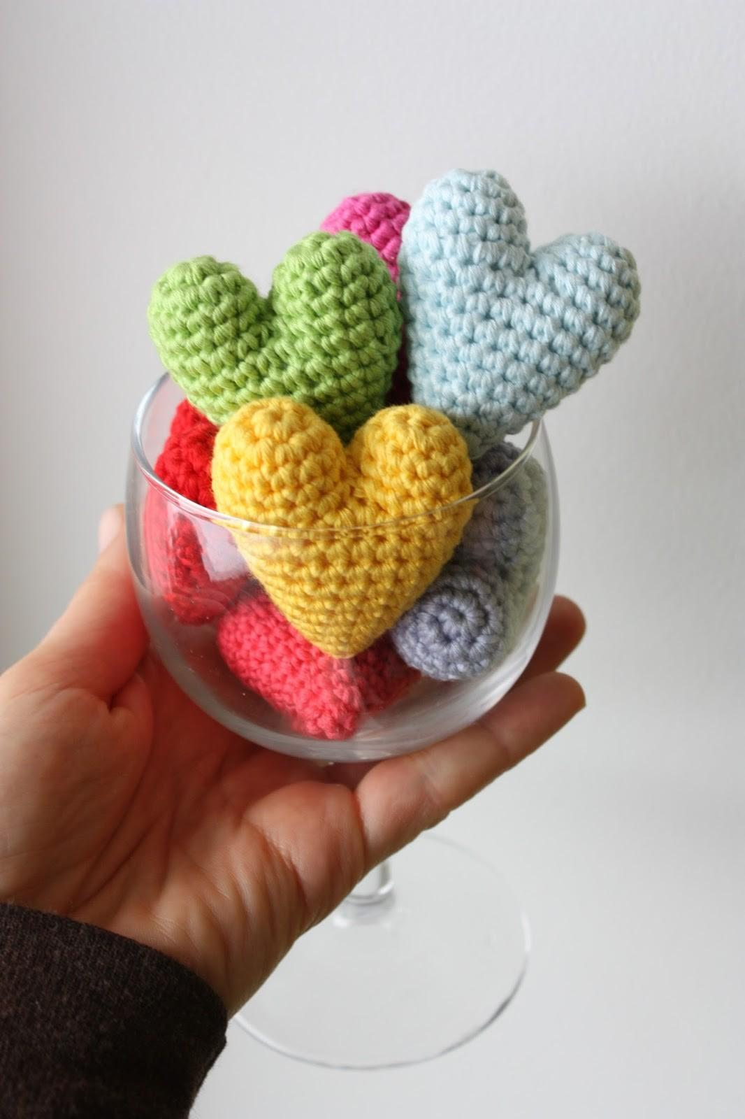 Happyamigurumi Preparations Valentine Day Crochet