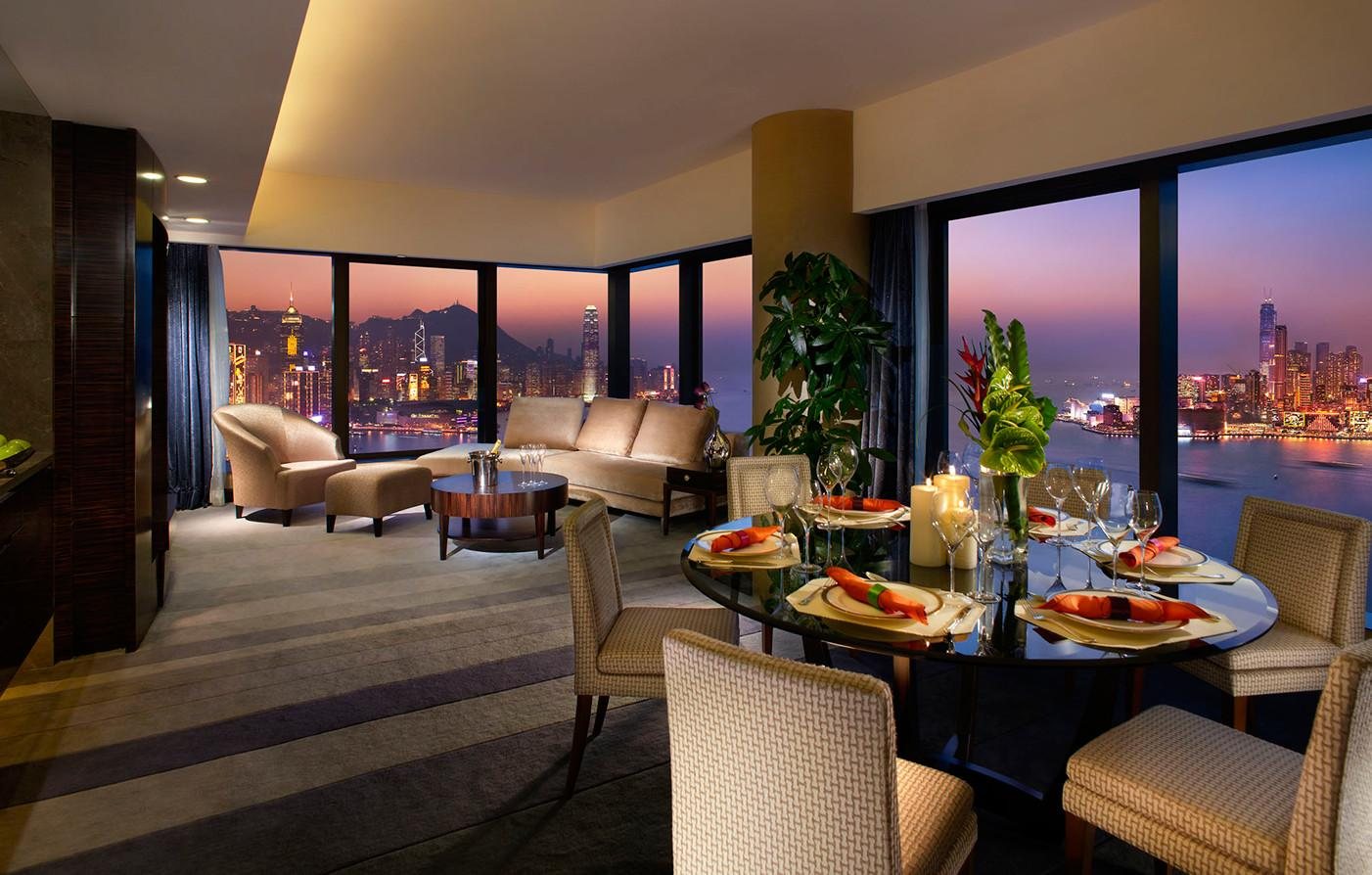 Harbour Grand Hong Kong Luxury Accommodations