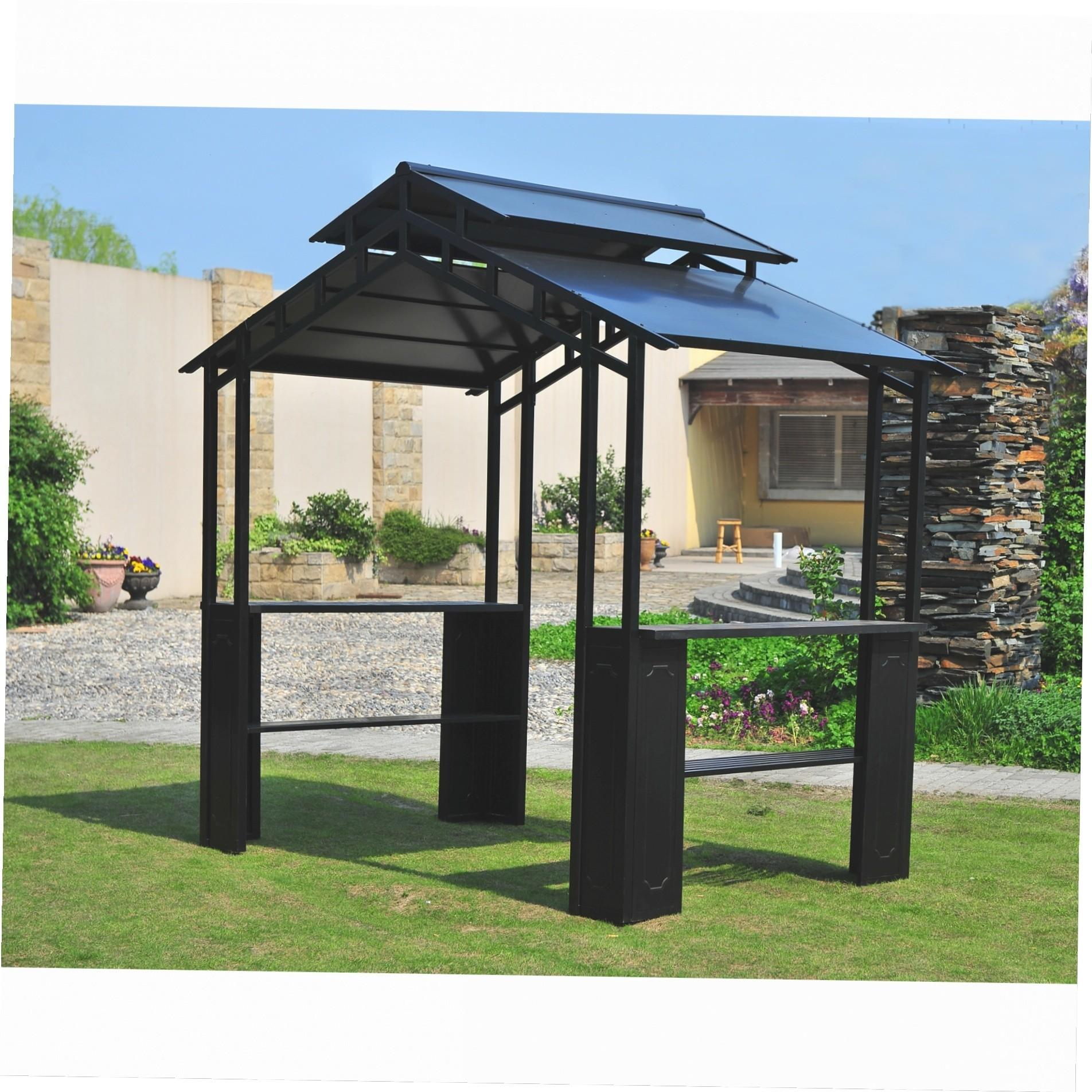 Hard Top Grill Gazebo Ideas