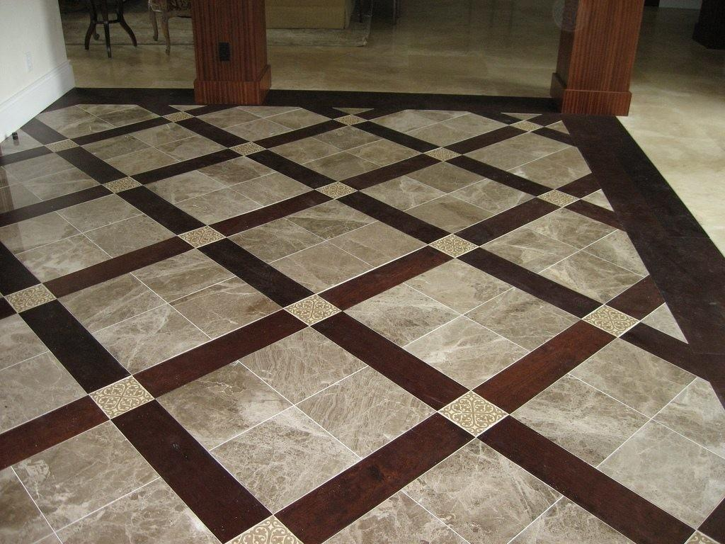 Hardwood Tile Floor Designs Gold Smith