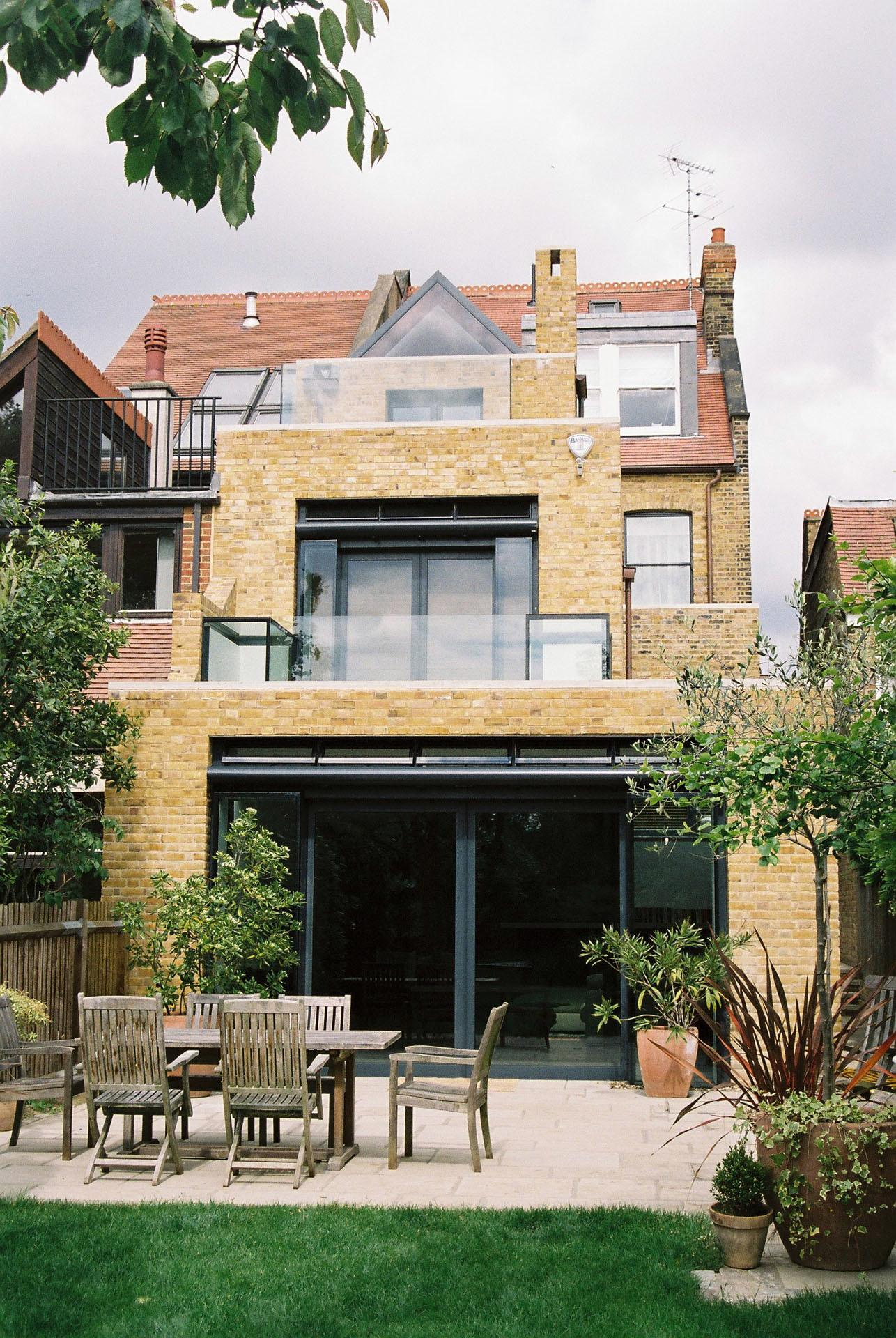 Hartington Road Rear Extension Ambo Architects