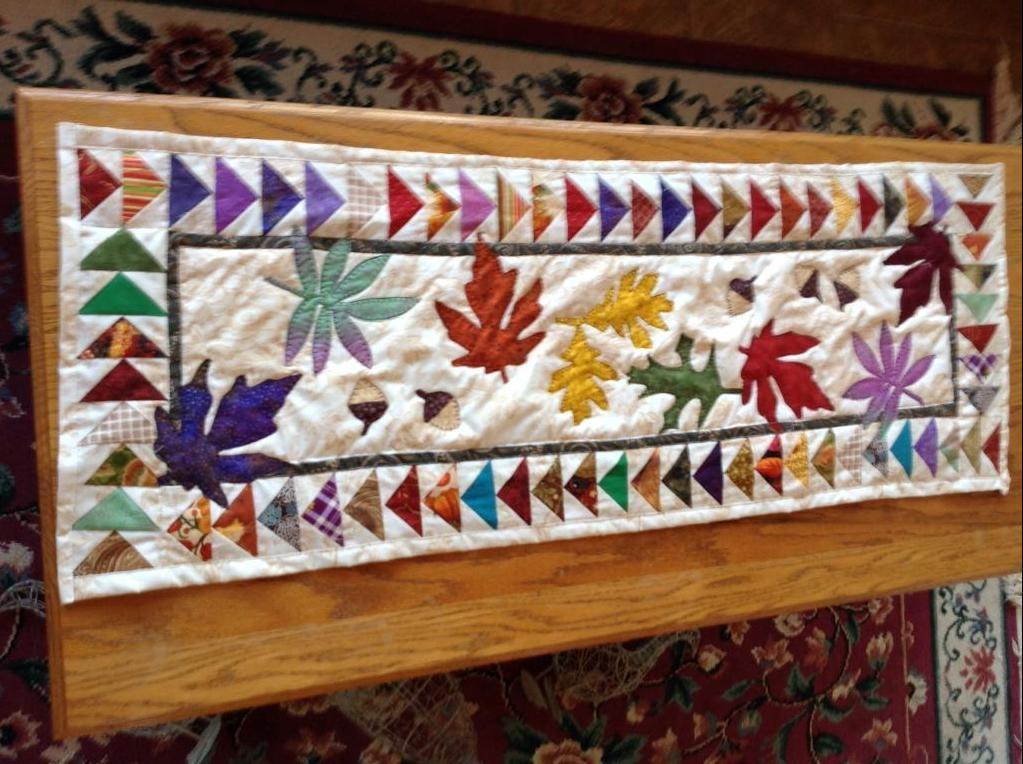 Have See 2014 Thanksgiving Table Runner Shonna