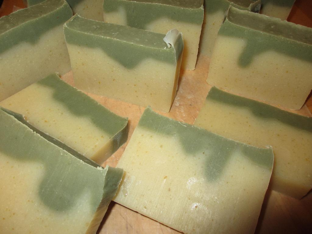 Have See Coconut Lemon Lime Soap Craftsy