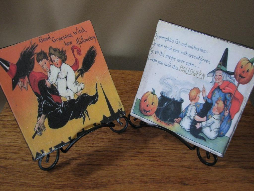 Have See Vintage Retro Halloween Home Decor Craftsy