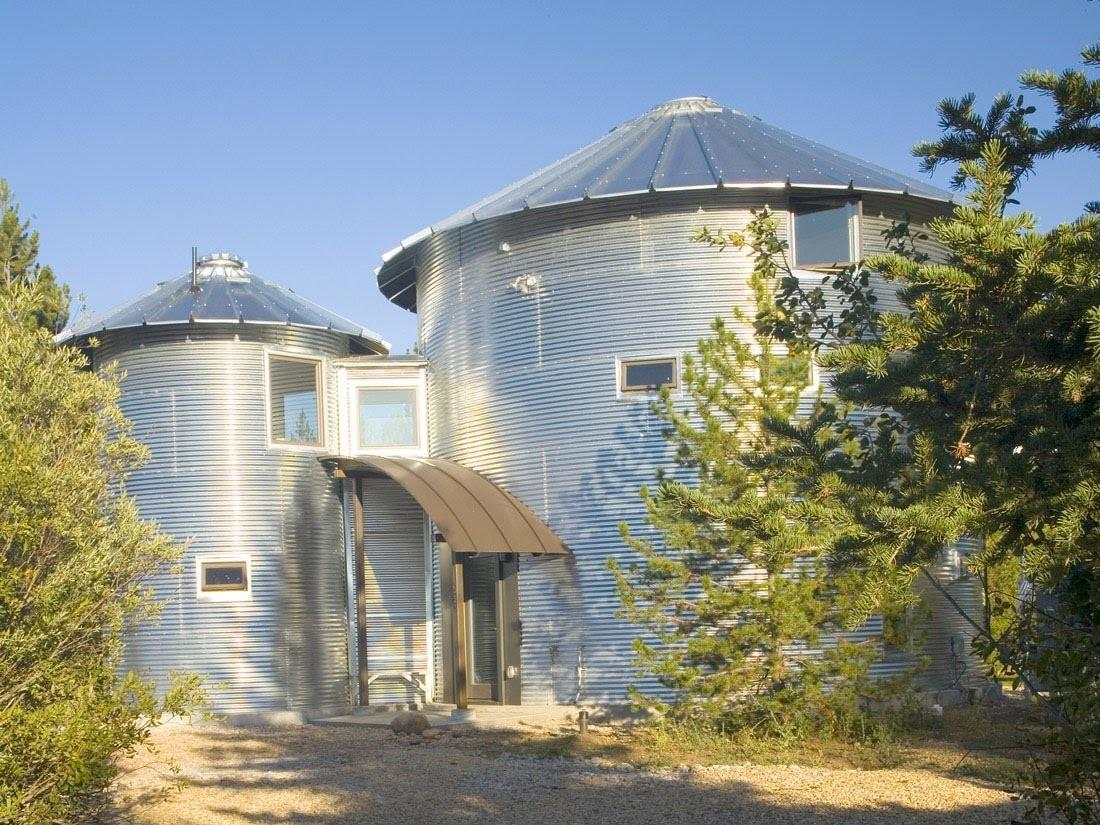 Have Seen These Amazing Homes Made Grain Silos