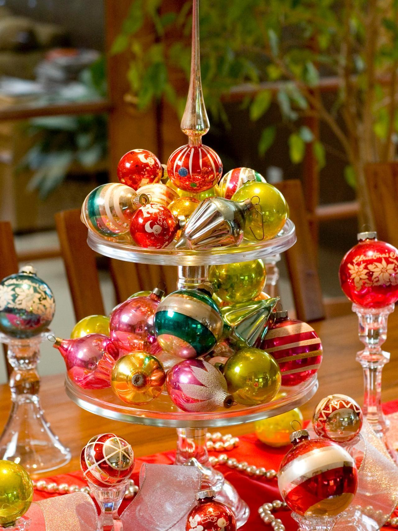 Have Very Vintage Christmas Interior Design Styles