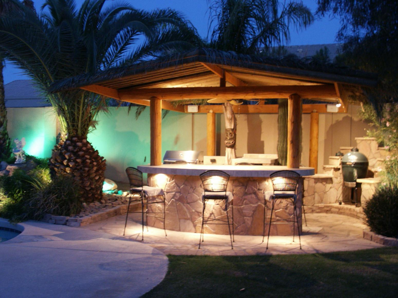 Have Wooden Bbq Gazebo Your House Ideas