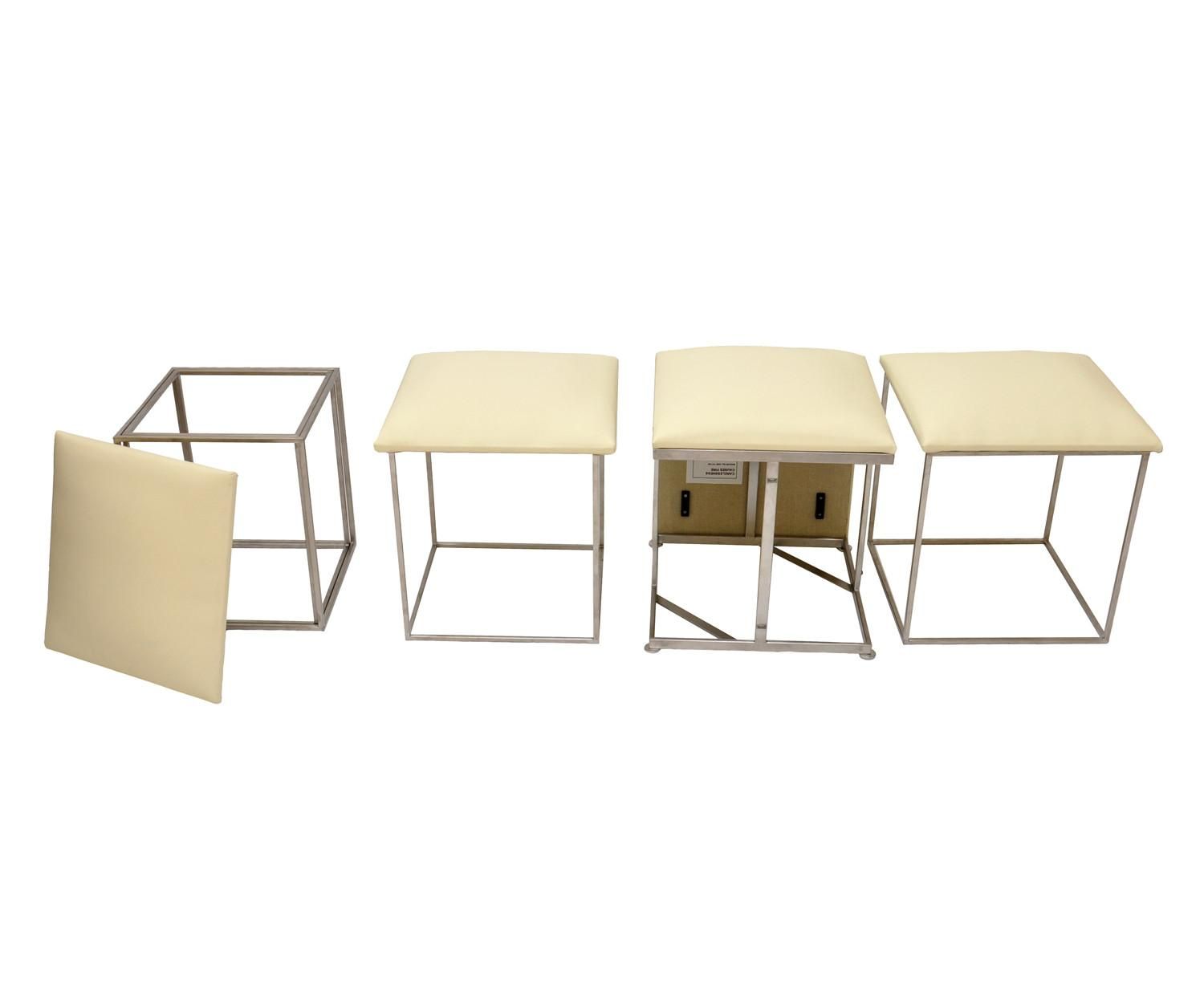 Havesome Extendable Dining Ottoman