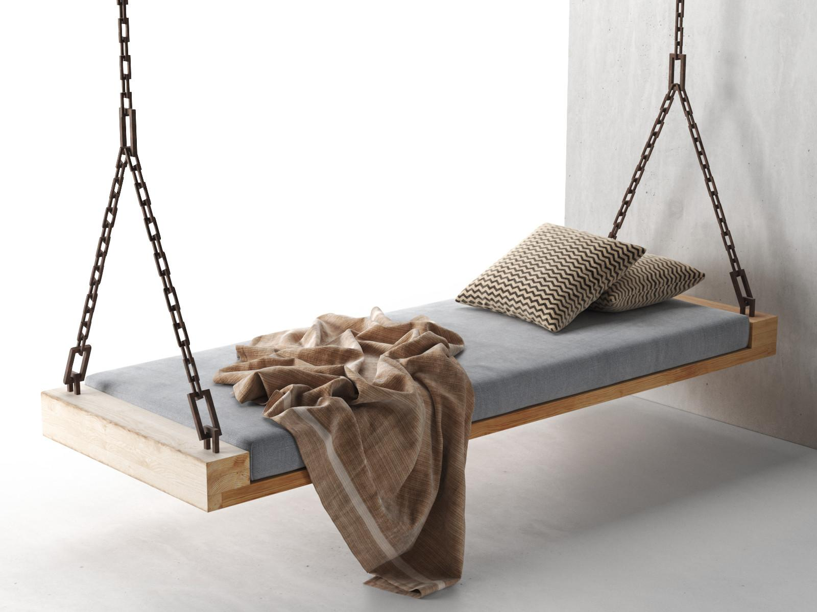 Hawaii Hanging Bed