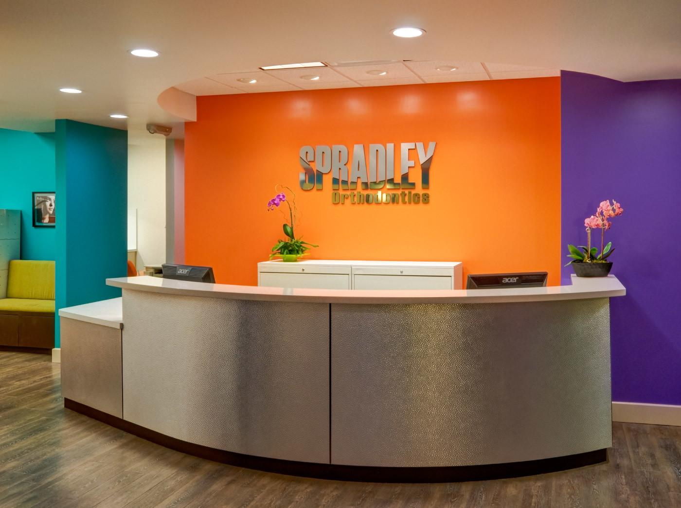 Healthcare Design Arlington South Lake Interior