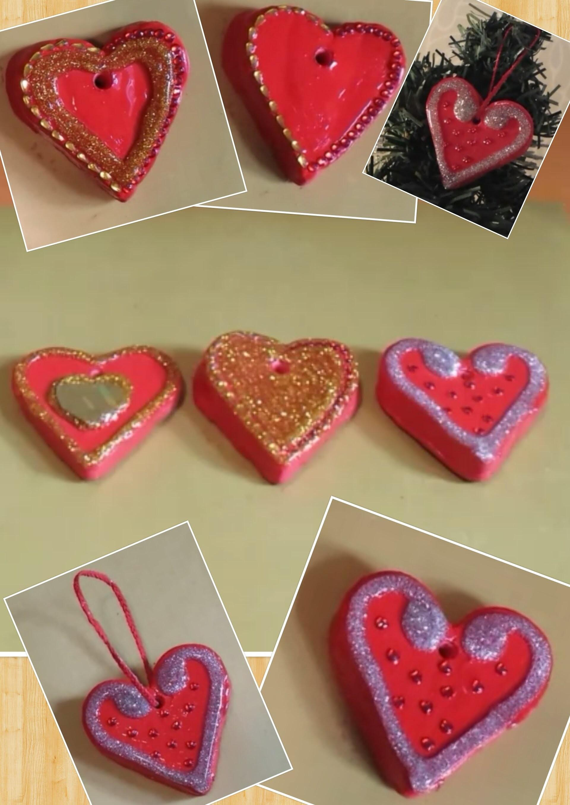Heart Mothers Day Gift Decoration Diy Craft Tutorial