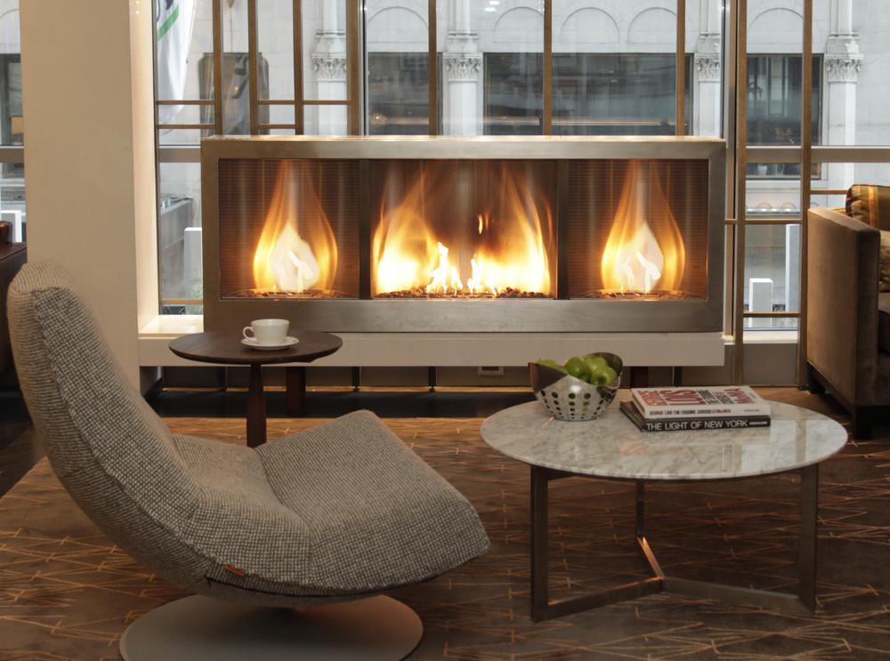 Hearthcabinet Modern Ventless Fireplaces