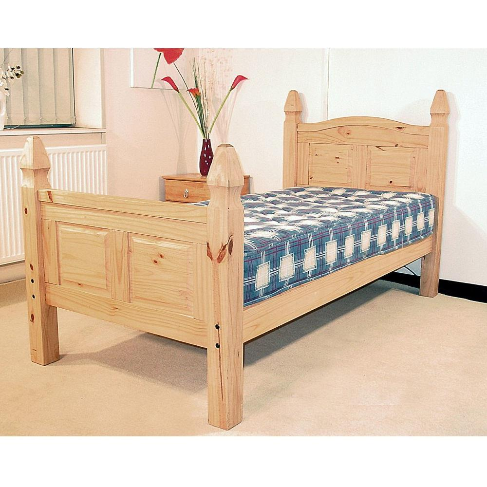 Heartlands Corona High End Bed Frame Next Day Delivery