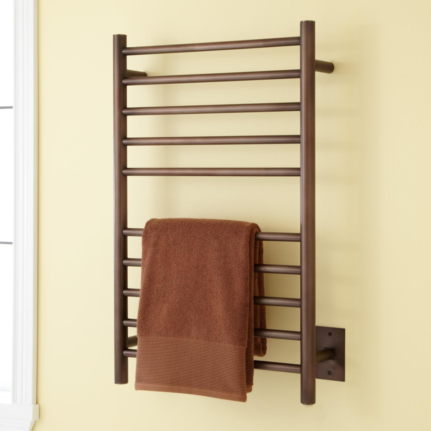 Heated Towel Rack Ideas Home Design