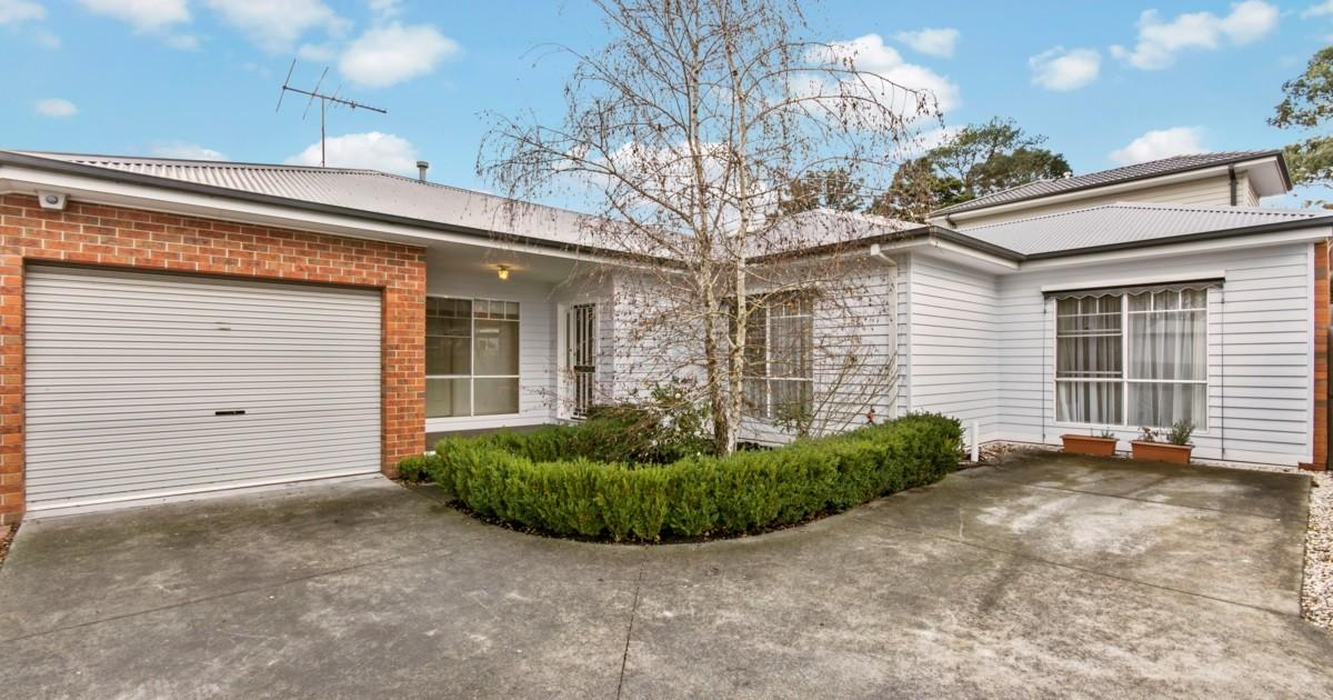 Heather Grove Ringwood Vic Residential House Sold
