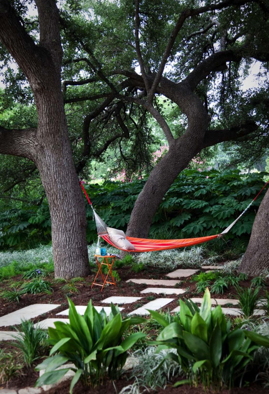 Heavenly Outdoor Hammock Ideas Making Most Summer