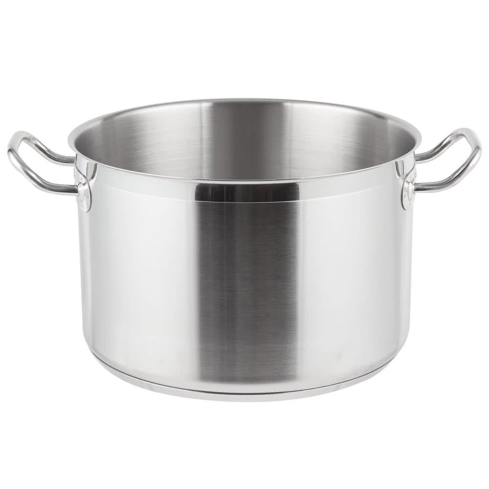 Heavy Duty Stainless Steel Stock Pot Cover