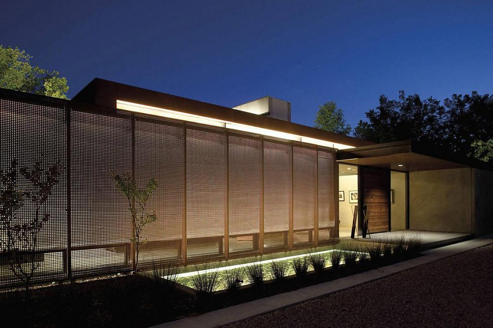 Heavy Metal Residence Missouri Hufft Projects
