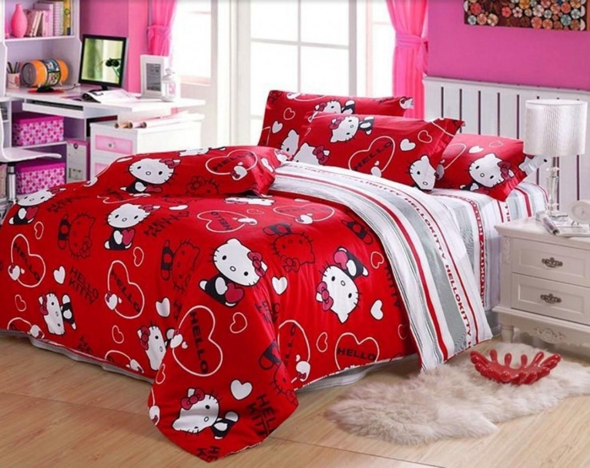 Hello Kitty Bedroom Decor Home Design Ideas