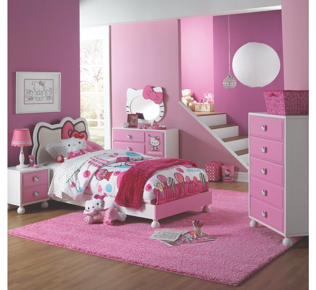 37 Adorable Hello Kitty Kids Room Ideas That Will Upcycle Your Old Stuff In Pictures Decoratorist