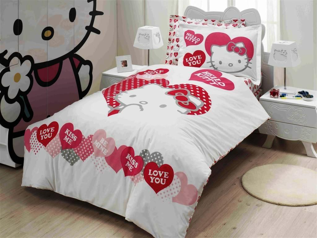 Hello Kitty Bedroom Lovers Designwalls