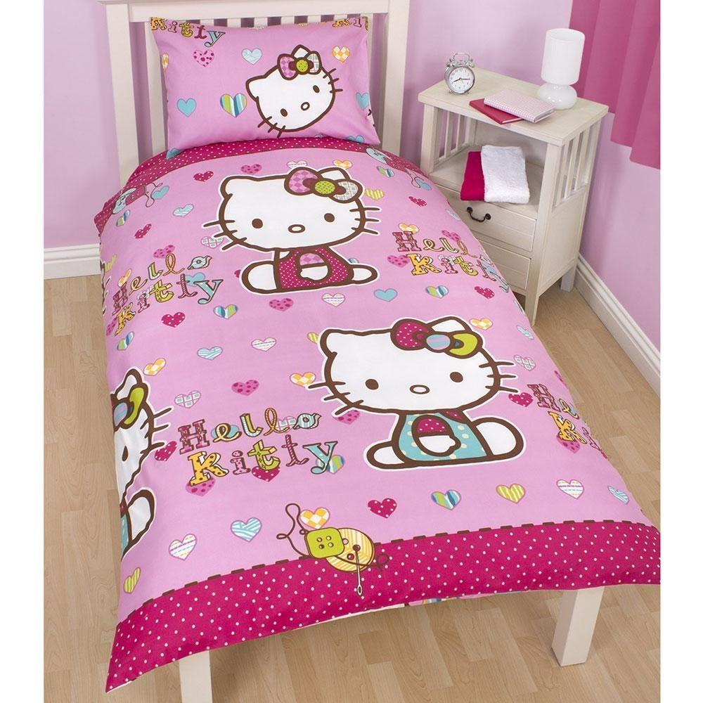 Hello Kitty Bedroom Set Home Furniture Diy Children