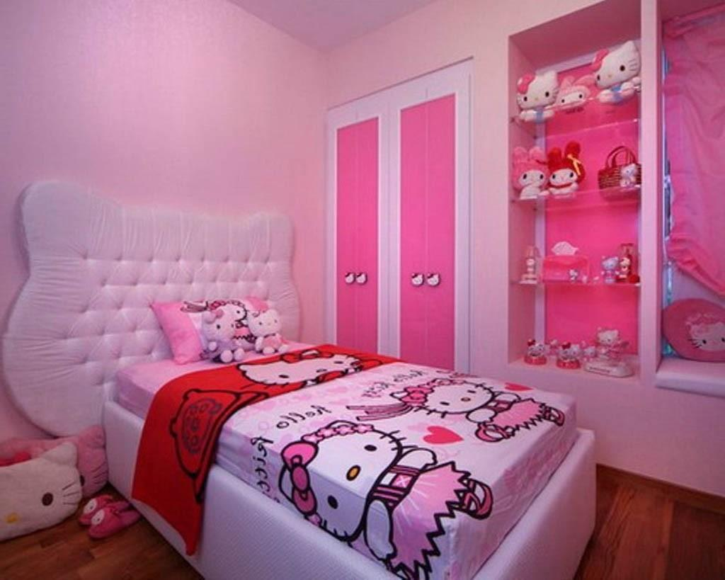 37 Uniquely Hello Kitty Themed Kids Bedrooms You Ll Love Great Photos Decoratorist