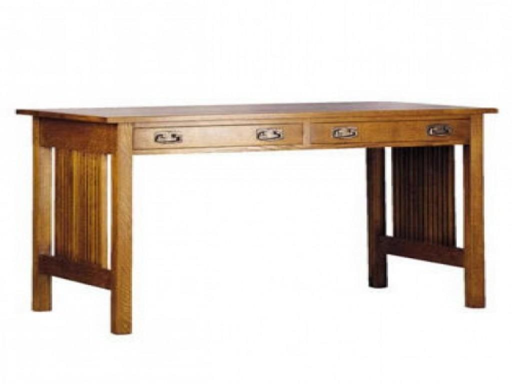Henredon Dining Room Table Stickley Bookcase