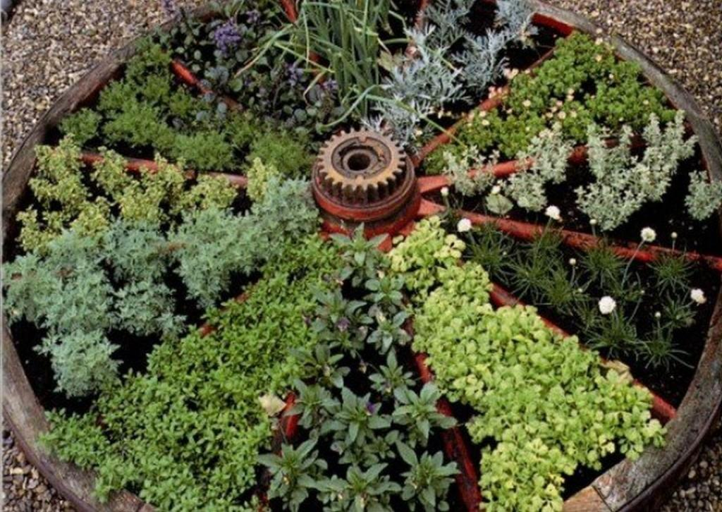 Herb Garden Ideas Spice Your Life Lovers