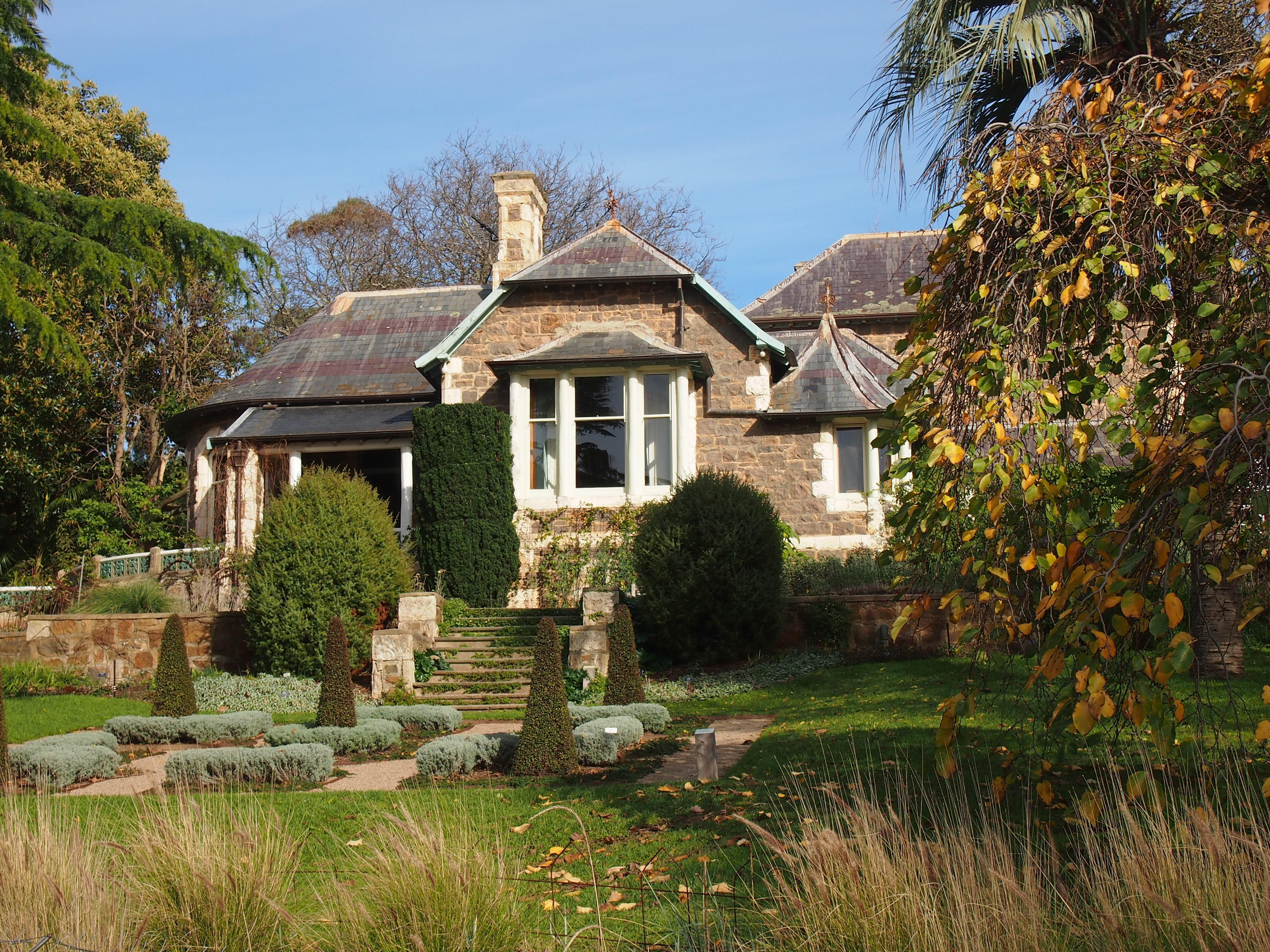 Heronswood House Gardens Melbourne