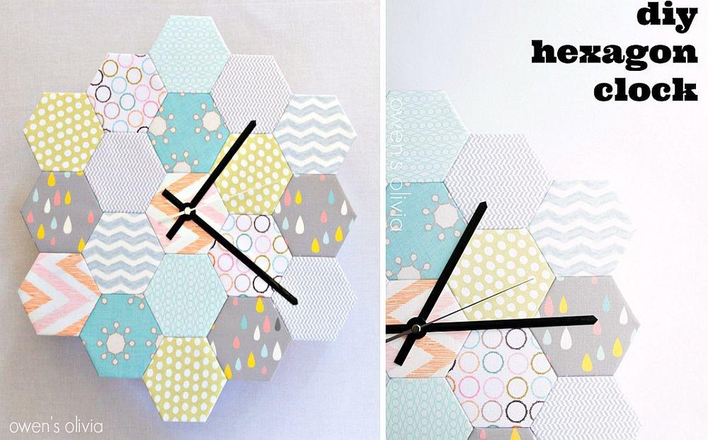 Hexagon Crafts Bring Geo Style Your Home