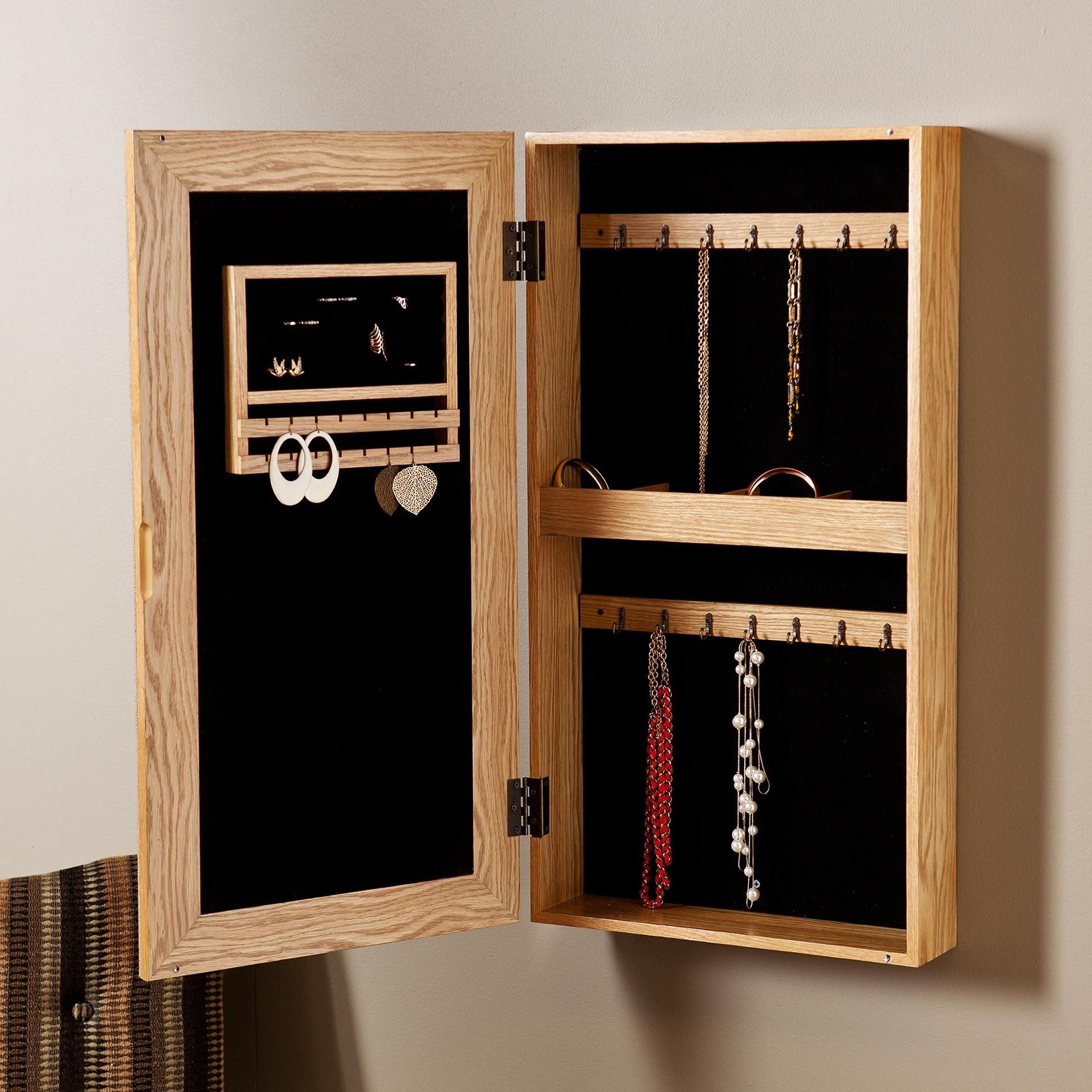 Hidden Jewelry Storage Ideas
