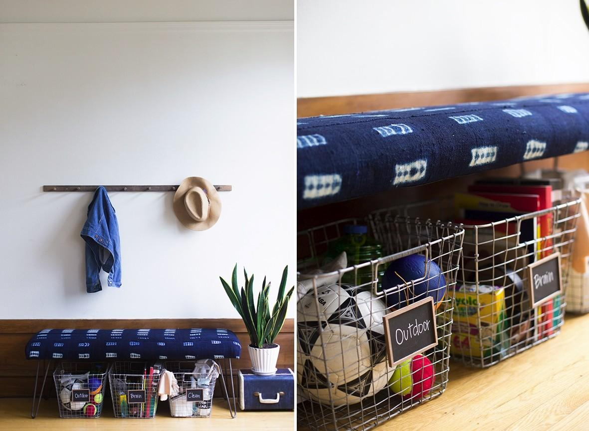 Hideaway Storage Ideas Small Spaces