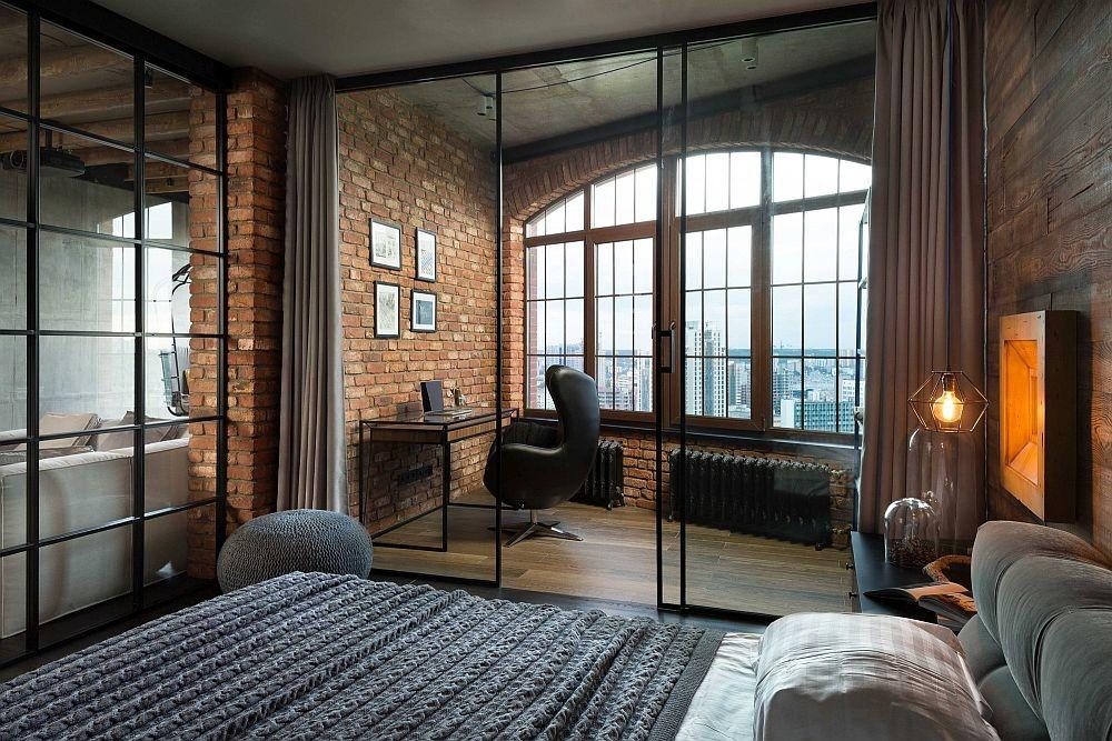 High End Bachelor Pad Design Stunning Loft Kiev