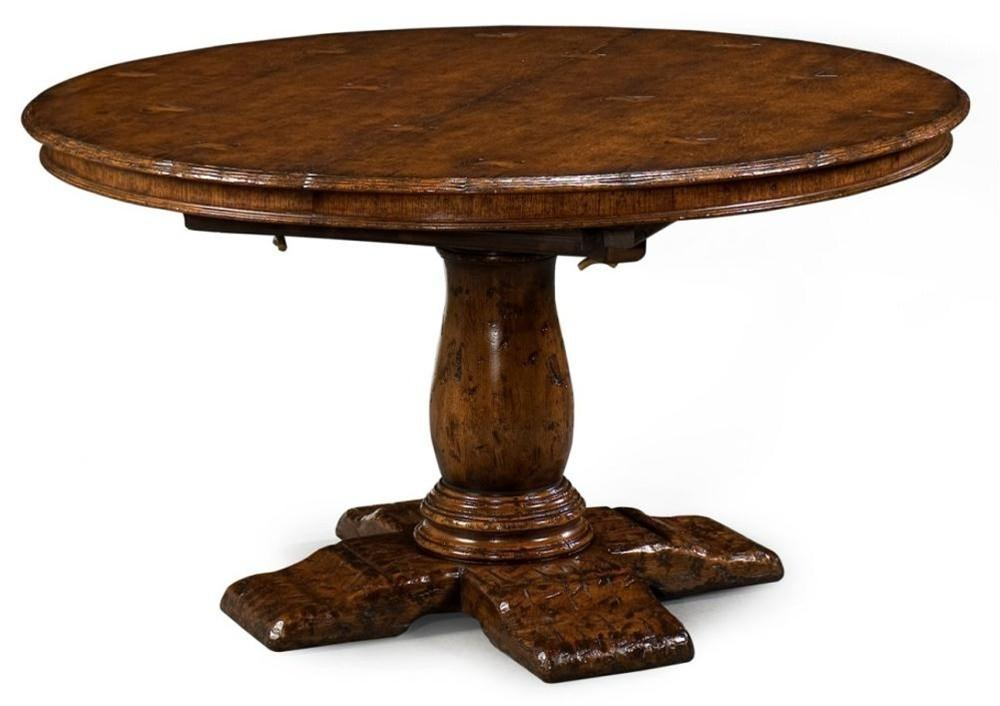 High End Furniture Extending Dining Table