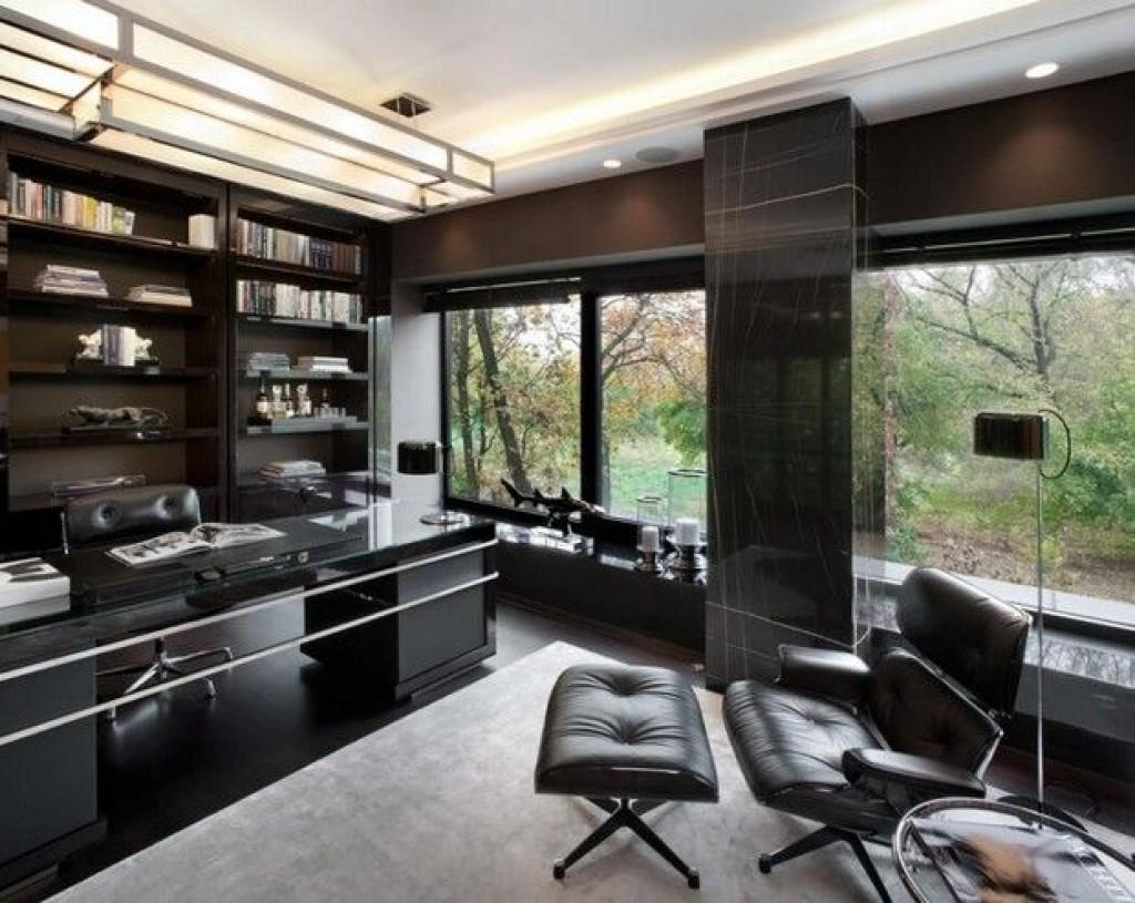 High End Home Office Furniture Best Luxury Ideas