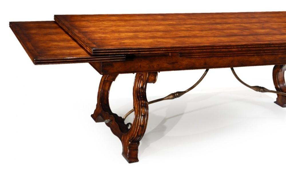 High End Leaf Dining Table