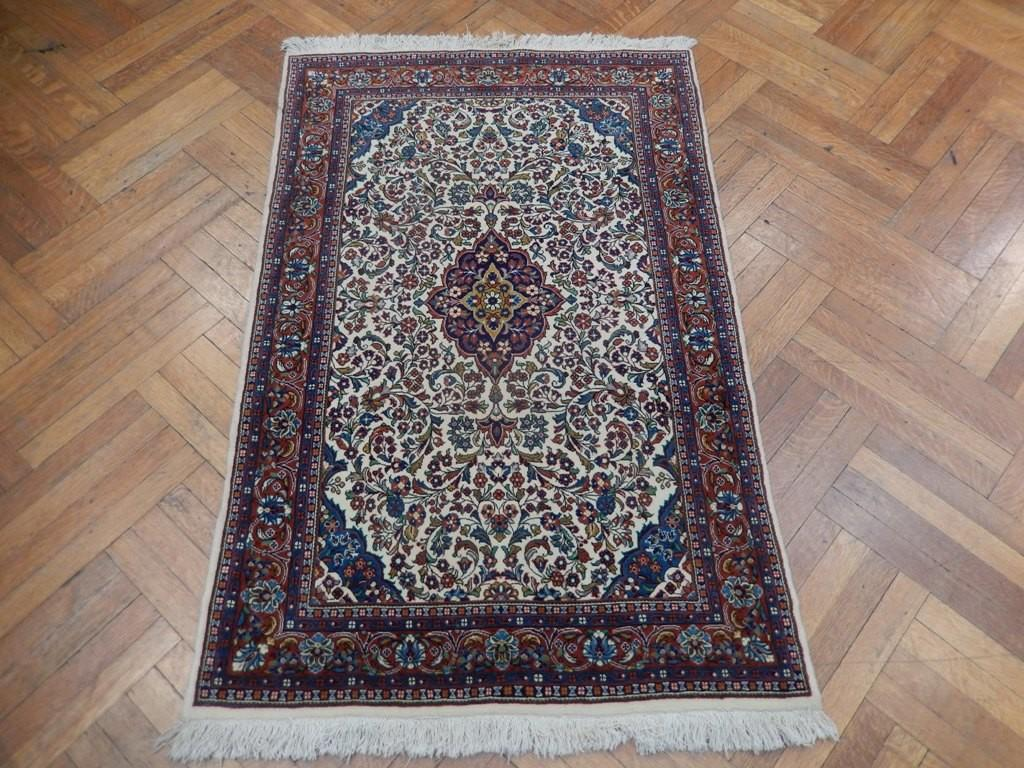 High End Persian Bijar Golfarang Wool Rug