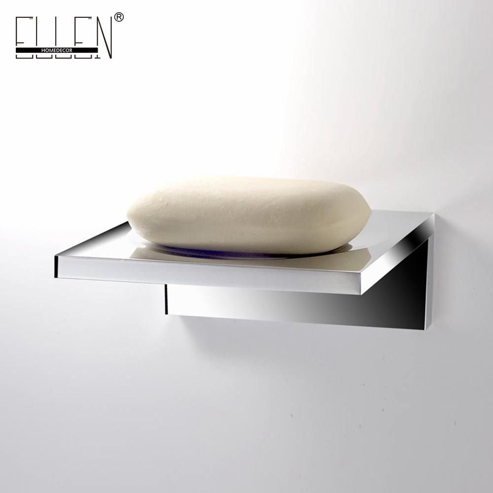 High End Solid Brass Soap Holder Bathroom Products