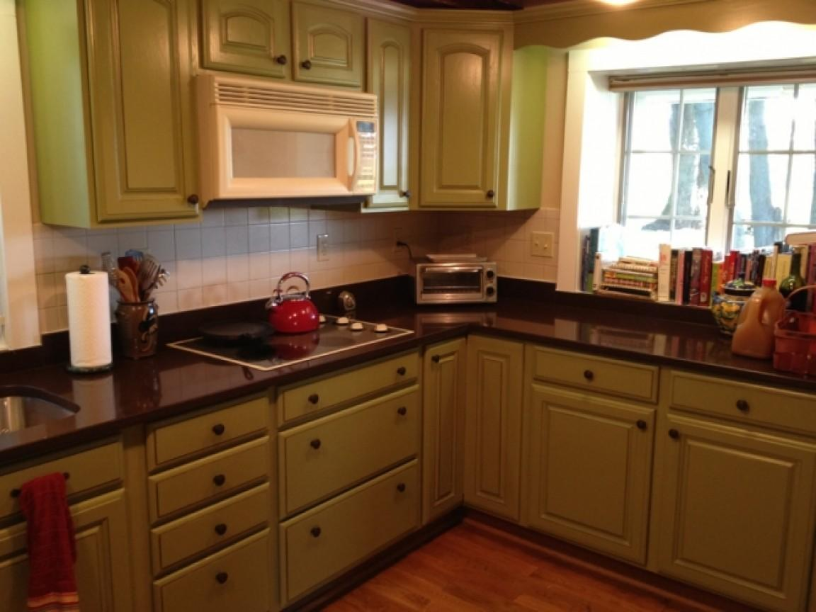 High Gloss Paint Kitchen Cabinets Painting