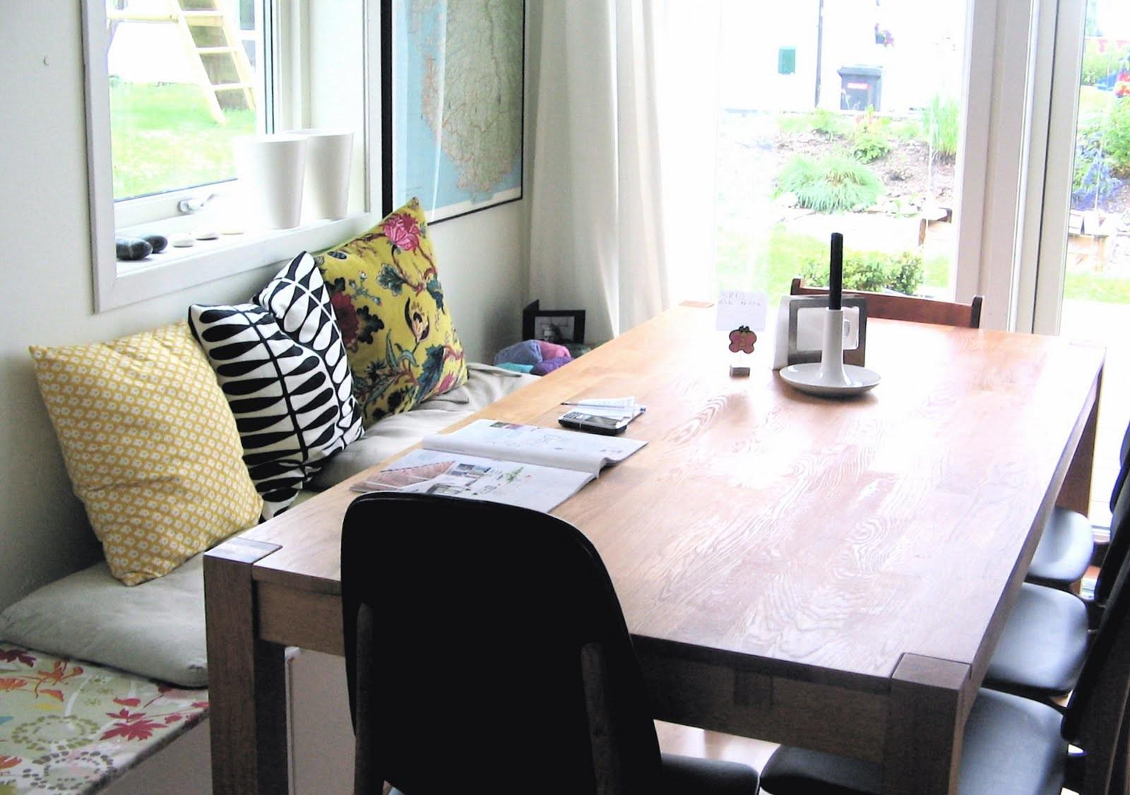 High House Then Radio Dining Room Bench